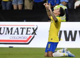 Coutinho stars as Brazil outclass South Korea in Abu Dhabi friendly