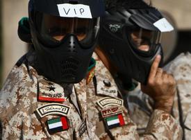 UAE elite armed forces unit inks $65m technology deal