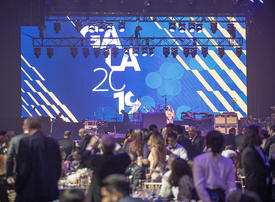 In pictures: Dubai Airshow Gala Dinner 2019