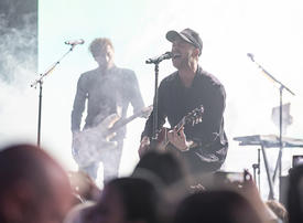 In pictures: One Republic performed at Dubai Airshow Gala Dinner