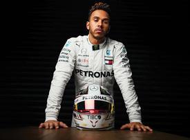 Lewis Hamilton eyes season-ending victory in UAE's twilight race