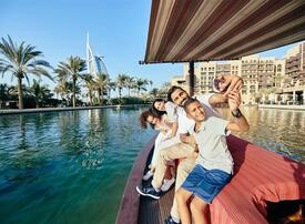 Summer surge boosts Dubai tourist numbers to over 12 million
