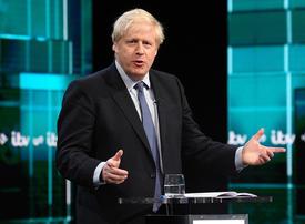 UK Prime Minister Boris Johnson unveils manifesto for Brexit Britain