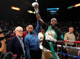 Wilder crushes Ortiz to retain WBC heavyweight title