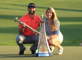 Jon Rahm sinks $5m putt to win Race to Dubai, DP World Tour Championship double