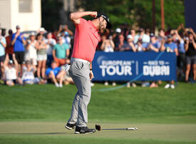 In pictures: Jon Rahm wins the DP World Tour Championship and the Race to Dubai