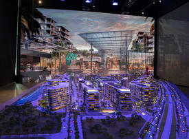 Abu Dhabi's Aldar to build $2.18bn Saadiyat Grove mega project