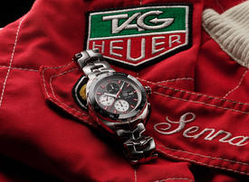 In pictures: TAG Heuer launches 2 new timepieces in honor of Formula 1 legend Ayrton Senna