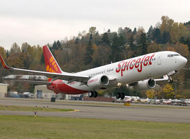 India's SpiceJet to fly to Heathrow airport from next month