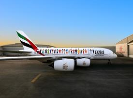 Emirates unveils plane for special A380 tolerance flight on Friday