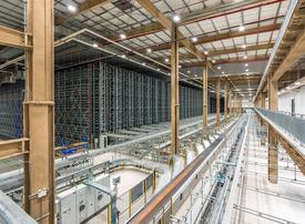 Retailer Landmark unveils $272m mega distribution hub in Dubai