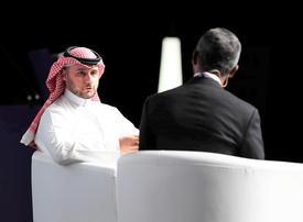 Entrepreneurs should think beyond the Middle East, says Prince Khaled