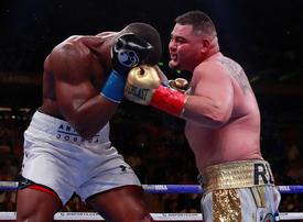 Ruiz says pressure all on Joshua ahead of Saudi rematch
