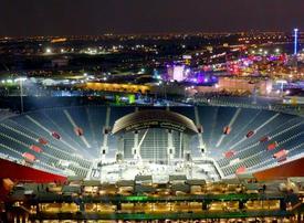 First photos revealed of Saudi Arabia's Joshua v Ruiz stadium