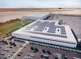 Saudi-funded Lucid Motors breaks ground on new US manufacturing hub