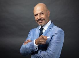 'In the Middle East God is God and in America, the advertiser is God,' comedian Maz Jobrani on censorship
