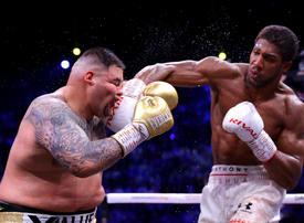 Anthony Joshua reclaims world heavyweight titles in Saudi Arabia