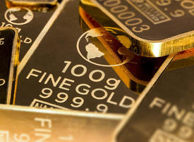 Gold rebounds after collapsing below $1,900 in early trading