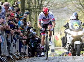 UAE Team Emirates cycling generates $400m returns for sponsors, says CEO