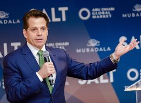 Saudi Aramco IPO 'is quite reasonably priced' - Scaramucci