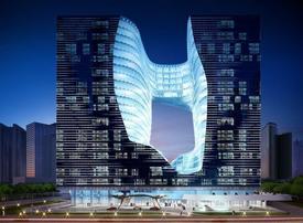 Zaha Hadid-designed ME Dubai hotel to open in February