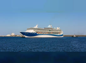 Fujairah eyes cruise tourism growth after port's first ship turnaround