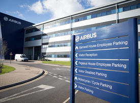 Airbus uses test aircraft to ferry medical supplies amid coronavirus outbreak