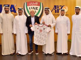 Ivan Jovanovic named coach of UAE