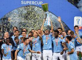In pictures: Lazio clinch Italian Super Cup in Riyadh