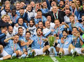 Lazio stun Juventus in Riyadh to lift Italian Super Cup