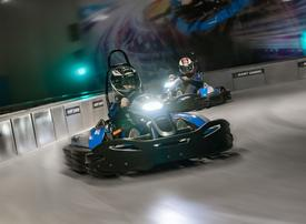 UAE's first indoor e-karting experience launched in Dubai