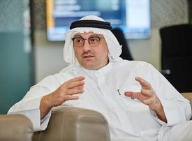 Masdar CEO Mohamed Jameel Al Ramahi says America's actions on sustainability speak louder than words