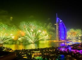 Revealed: the best ways to celebrate New Year's Eve in Dubai