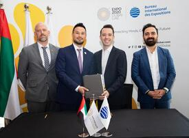 Talabat named food delivery platform for Expo 2020 Dubai