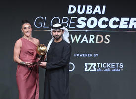 In pictures: 11th annual Dubai Globe Soccer Awards
