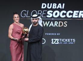 In pictures: 11th annual Dubai Globe Soccer Awards