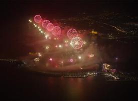Ras Al Khaimah aims for record-breaking New Year celebrations