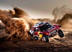 Saudi Arabia gets ready to host the coveted Dakar Rally