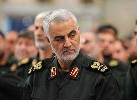 Mourners die in stampede at funeral of Iranian general Soleimani