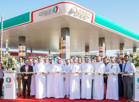 ENOC opens two solar-powered service stations in the UAE