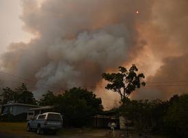 Australia counts the economic cost of the bushfires
