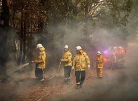 UAE response to devastating Australian bushfires 'pretty immense'
