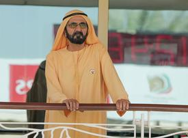 In pictures: Sheikh Mohammed attends main race of endurance festival
