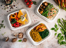 Emirates airline reveals 'Veganuary' menu options