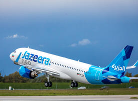 Kuwait's Jazeera Airways soars to best-ever annual profit