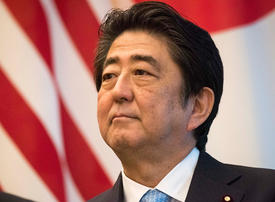Japan's PM Shinzo Abe completes Gulf tour in Oman