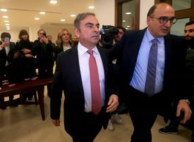 Fugitive tycoon Ghosn vows to clear name, claims collusion