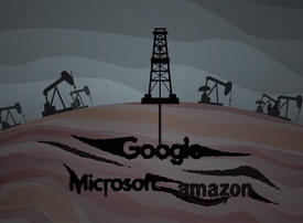 Video: Google and Amazon are now in the oil business
