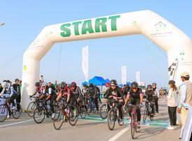 Saudi Arabia's first cycling series for women set to grow, says Prince Khaled