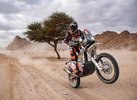 In pictures: Dakar Rally 2020 stage 4 between Neom and Al Ula